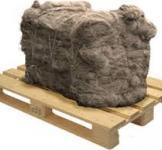 Пакля будівельна (тюк 70 кг)