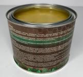 Віск паста освітлена для дерева і підлоги 0.5 л